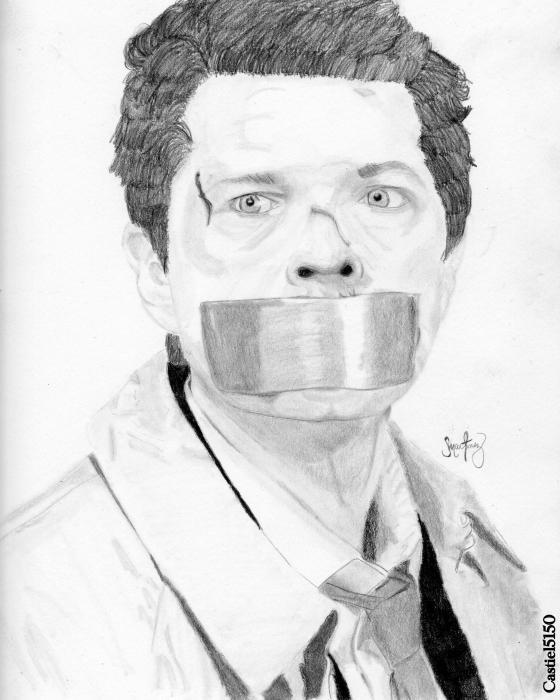 Misha Collins by Castiel5150